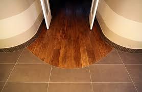 ada transitions beth haley interior design nashville floor strips houzz wood to tile