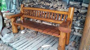 full size of bench rustic wood outdoor log benches for planrustic bench imagesrustic rustic