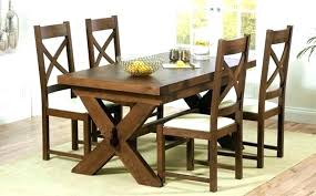 dark dining room set brown table with gray