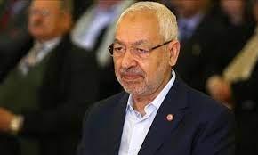 الغنوشي يعتصم أمام البرلمان التونسي - العرب والعالم - العالم العربي - البيان