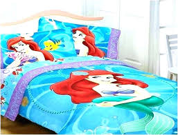 little mermaid toddler bed little mermaid bed girls mermaid bedding little mermaid bedding set designs home little mermaid toddler
