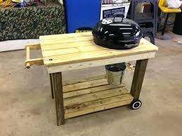 weber grill cart grill cart made from recycled pallets kitchen island weber grill cart instructions weber weber grill cart