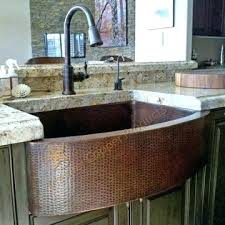 hammered copper farmhouse sink. Copper Farmers Sink Farm Hammered Farmhouse Kitchen Sinks Van Dykes Restorers P