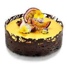 Jelly Birthday Cake Design Raw Vegan Chocolate And Passion Fruit Jelly Cake Verawnikas