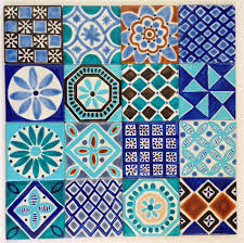 painted tile designs. Moroccan Inspired Hand Painted Ceramic Tiles For Splashback | Jocelyn Proust Designs Madeit.com Tile Pinterest