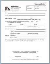 Pet Sitter Information Form Essential Pet Sitting Business Forms Home