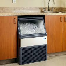 under the counter ice makers for home kitchen ice maker with brown wooden floor and small for ice maker countertop ice makers at home depot
