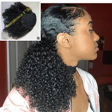 Natural Hairstyles Ponytails Natural Ponytail Hairstyles Fusion Hair Extensions Nyc