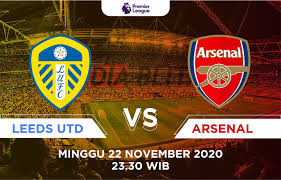 LINK LIVE STREAMING MOLA TV LIGA INGGRIS Leeds United Vs Arsenal - Media  Blitar