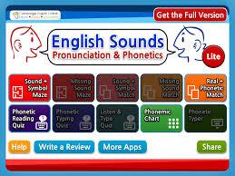 Phonemic Chart Cambridge English Sounds Pronunciation Phonetics Hd Iphone Ipad