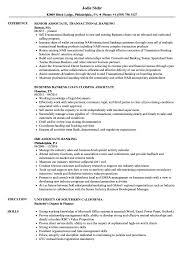 Associate Banking Resume Samples Velvet Jobs