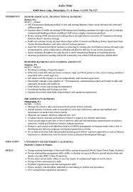 Banking Resume Examples Magnificent Associate Banking Resume Samples Velvet Jobs