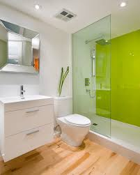 recessed lighting bathroom. How To Design And Create The Lime Green Bathroom: Bathroom With Mirror Recessed Lighting