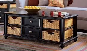 black coffee tables with storage home design ideas