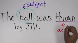 Active And Passive Voice Youtube