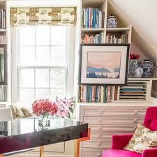 Office makeover ideas Small How To Create Home Office Youll Want To Work In Southern In Law Home Offices From House To Home
