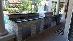 outdoor kitchens sarasota elite and design new gallery 5