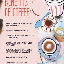 Coffee can also help keep the skin hydrated by reducing transepidermal water loss, (a fancy way of saying the way moisture evaporates from the skin). 7 Beauty Benefits From Coffee