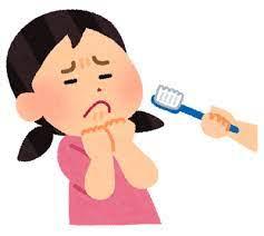 歯磨き 嘔吐