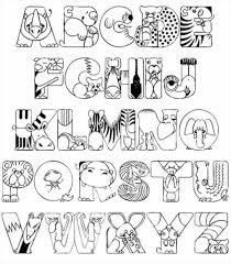 Small Picture Animals Coloring Pages For Toddlers Coloring Pages