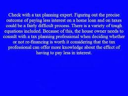 mortgage refinance tax deduction. Delighful Tax How To Receive The Mortgage Refinance Tax Deduction On