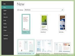 4 Sided Brochure Template 2 Panel Brochure Template Publisher Tadlifecare Com