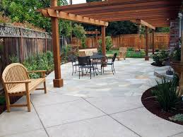simple patio designs concrete. Full Size Of Backyard:ideas For Yard Decorations Backyard Hot Tub Patio Structure Tiny Simple Designs Concrete N