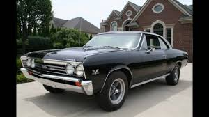 1967 Chevelle SS burn out Classic Muscle Car for Sale in MI ...