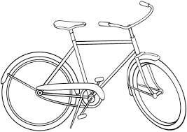 coloring pages bikes. Simple Coloring For Coloring Pages Bikes I
