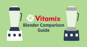 Vitamix Blender Comparison Chart Vitamix Blender Comparison Guide Prima Supply