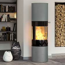 rais viva l 160 classic full glass door with glass side panels a bell wood burning stoves