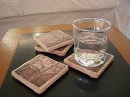 How-To Make Your Own Coasters