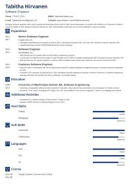 Cloud Computing Cv Software Engineer Resume 14 Sample Writing Guide Examples