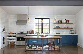 Steal This Look A Modern Farmhouse Kitchen California Wine Country