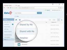 Securely Share Your Files Using Idrive