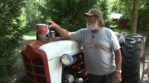 majic paint ford 841 classic tractor restoration paint tips team fitzgerald you