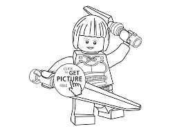 Small Picture Ninjago Nya coloring page for girls Ninja go coloring page