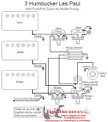 pickup les paul rewiring pro audio community my limited electrical wiring knowlege as next to none it looks like the middle pickup in this schematic bypasses the volume tone and simply