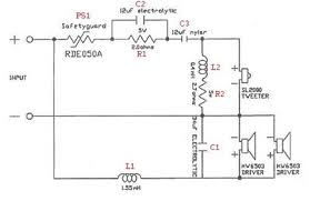 audio crossover wiring diagram images l wiring diagram jbl speaker crossover wiring diagram on polk schematic