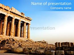 Greek Templates Ancient Greek Powerpoint Template The Highest Quality Powerpoint