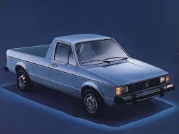 Volkswagen Rabbit Pickup Truck (Caddy) [Restoration Potential] - The ...