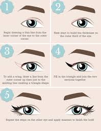 winged eyeliner for almond eyes google search beauty eye makeup eyeliner for almond eyes almond eye makeup