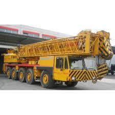 Demag 600 Ton Crane Load Chart Telescopic Crane