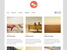 Wordpress Photo Gallery Theme Photo Free Responsive Wordpress Theme For Gallery
