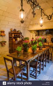 Cuisine équipée Salle à Manger Château De Chenonceau Chenonceau