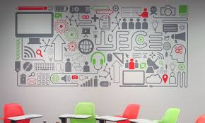 Small Picture LEC Wall Graphic Paul Tynes Graphic Design