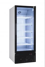 j 600 gd glass door cooler