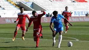BB Erzurumspor 2-2 Antalyaspor (Maç sonucu)