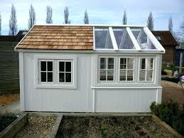 diy garden office. Diy Enclosed Garden Shed Office Plans Sheds The Design