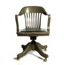 wooden swivel desk chair 10 wood with wheels jpg